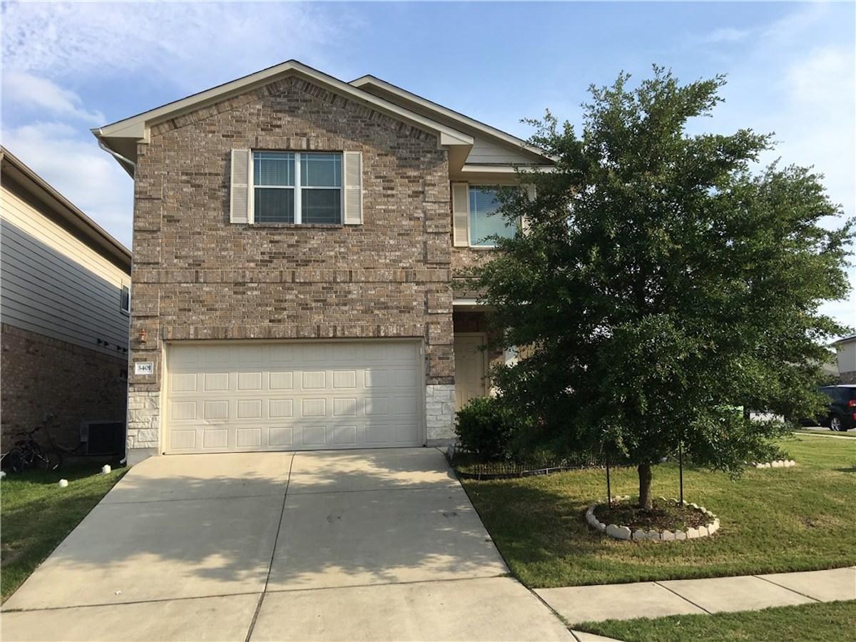 3401 Stephens St – Pflugerville TX 78660